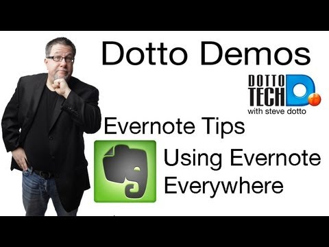 How to Use Evernote with Everything