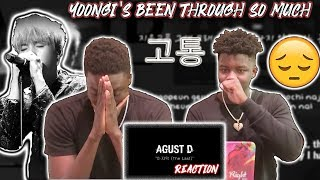 Download Mp3 Bts Suga  Agust D  - The Last 마지막 | Reaction