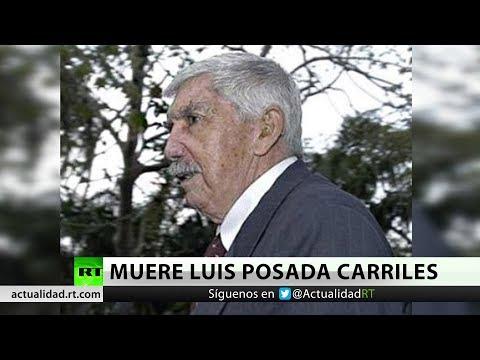 Muere Luis Posada Carriles, responsable del atentado contra el avión de Cubana de Aviación en 1976