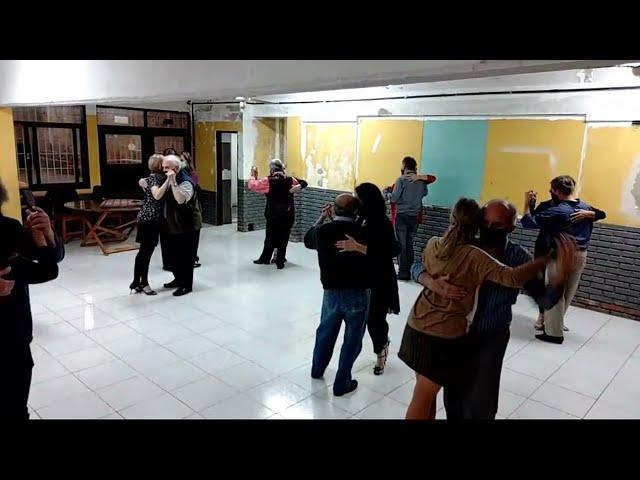 Baile Social De Tango