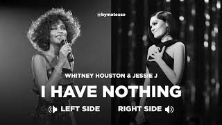 A fan made duet tribute to the amazing whitney houston.jessie j is great of her work and voice so i tried unite it in one performance.