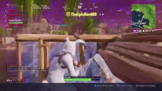Fortnite battle royale!!!! Top player
