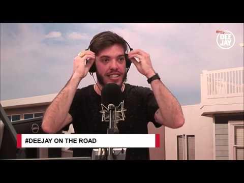 A RADIO DEEJAY