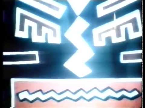 The Tube Intro, Theme Tune - Channel 4 TV UK - 1982-1987 music series