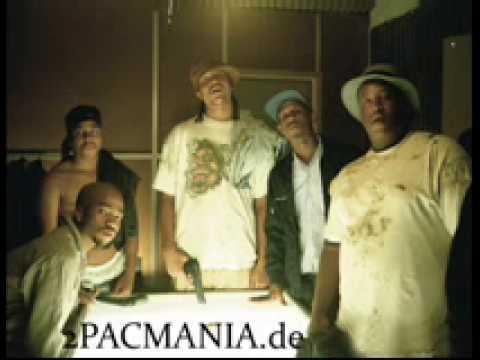 Tribute To Tupac   Ridin 4 Pac