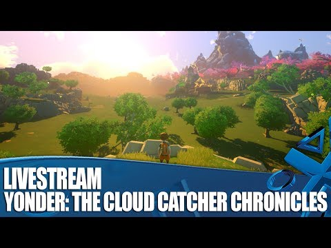 Yonder: The Cloud Catcher Chronicles - I want a Groffle!