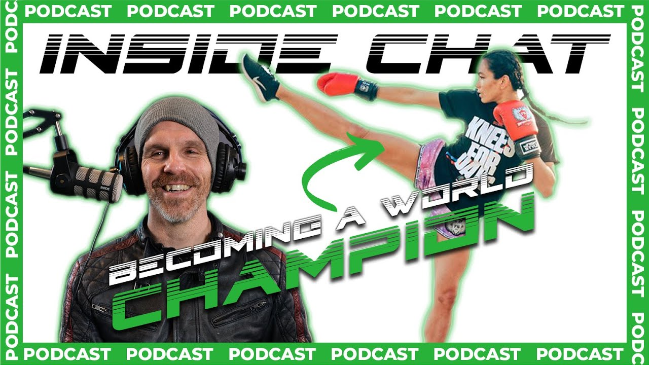 The Fighter's Journey - Becoming World Champion with Janet Todd | Inside Chat Podcast Episode 41