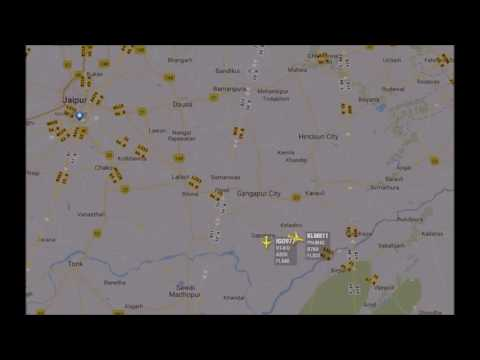 Serious airprox incident over India