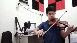 Alam Niya - Kuya Daniel Razon (The Juans) Violin Cover