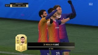 FIFA 19 GOAL skip to the end