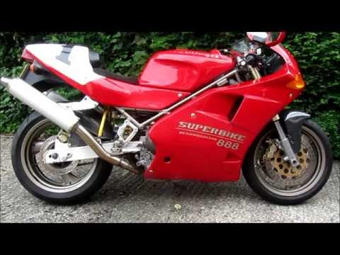 Living with a Ducati 888 - Part1