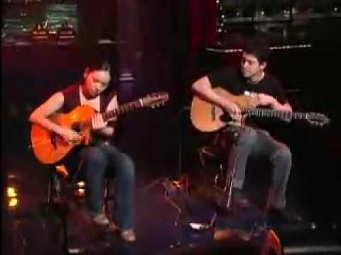 David Letterman Diablo Rojo