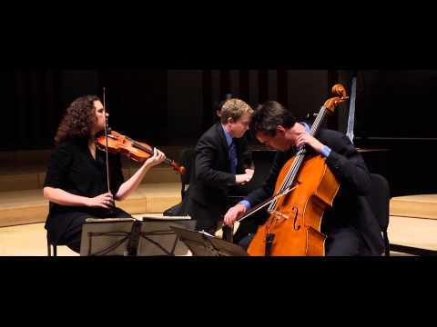 "Amelia Piano Trio: Dvorak ""Dumky"""