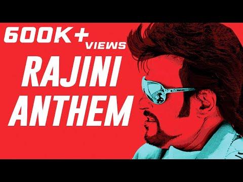 Rajini Anthem - Official Lyric Video | Rajini Kanth | Raghava Lawrence | Vijay Antony