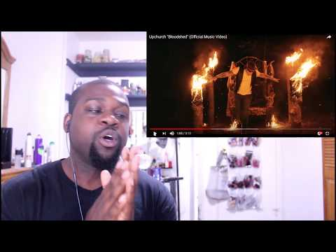 Upchurch Bloodshed Official Music Video Reaction
