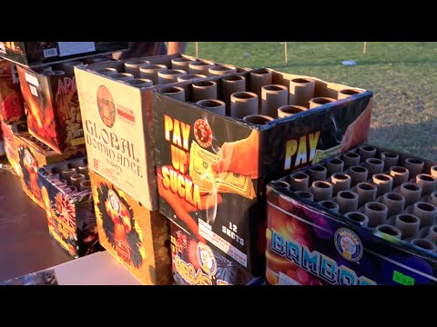 4th of July Fireworks 2015
