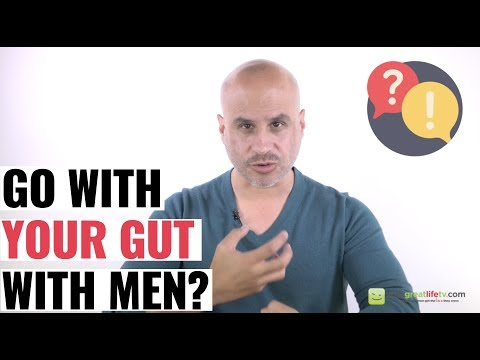 trusting your gut when dating