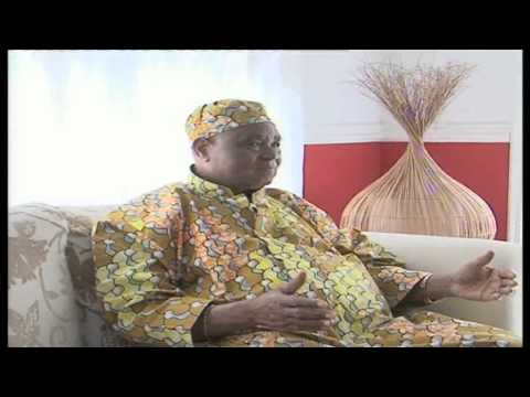 Esama of Benin outlines role of farmers in food production