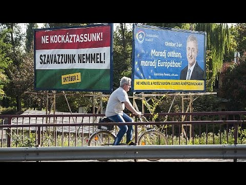 Hungary to vote on controversial EU refugee quota