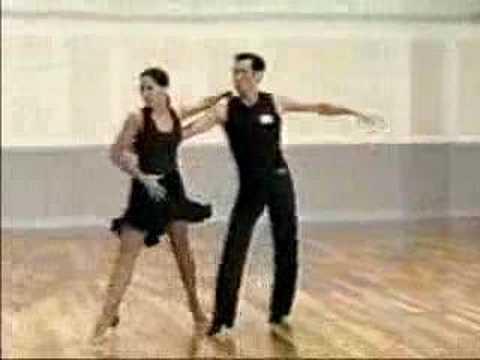 Dance suit 1 -- practice 6 chachacha
