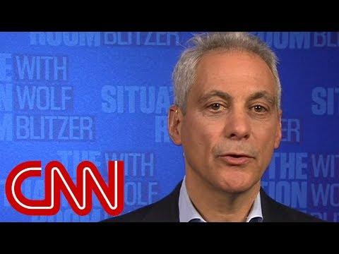 Mayor Emanuel: Jussie Smollett has not shown remorse