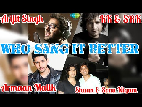 Aankhon mein teri | Who sang it better ? Arijit Singh , Sonu Nigam , KK , Shaan or Armaan Malik |