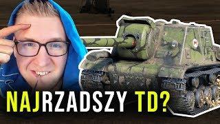 NAJRZADSZY TD? - World of Tanks