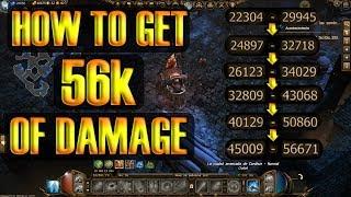 Drakensang Online -  Como Llegar a 56K de Daño