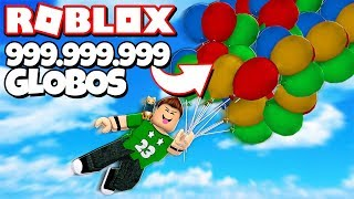 +999.999.999 GLOBES CHALLENGE in ROBLOX !!
