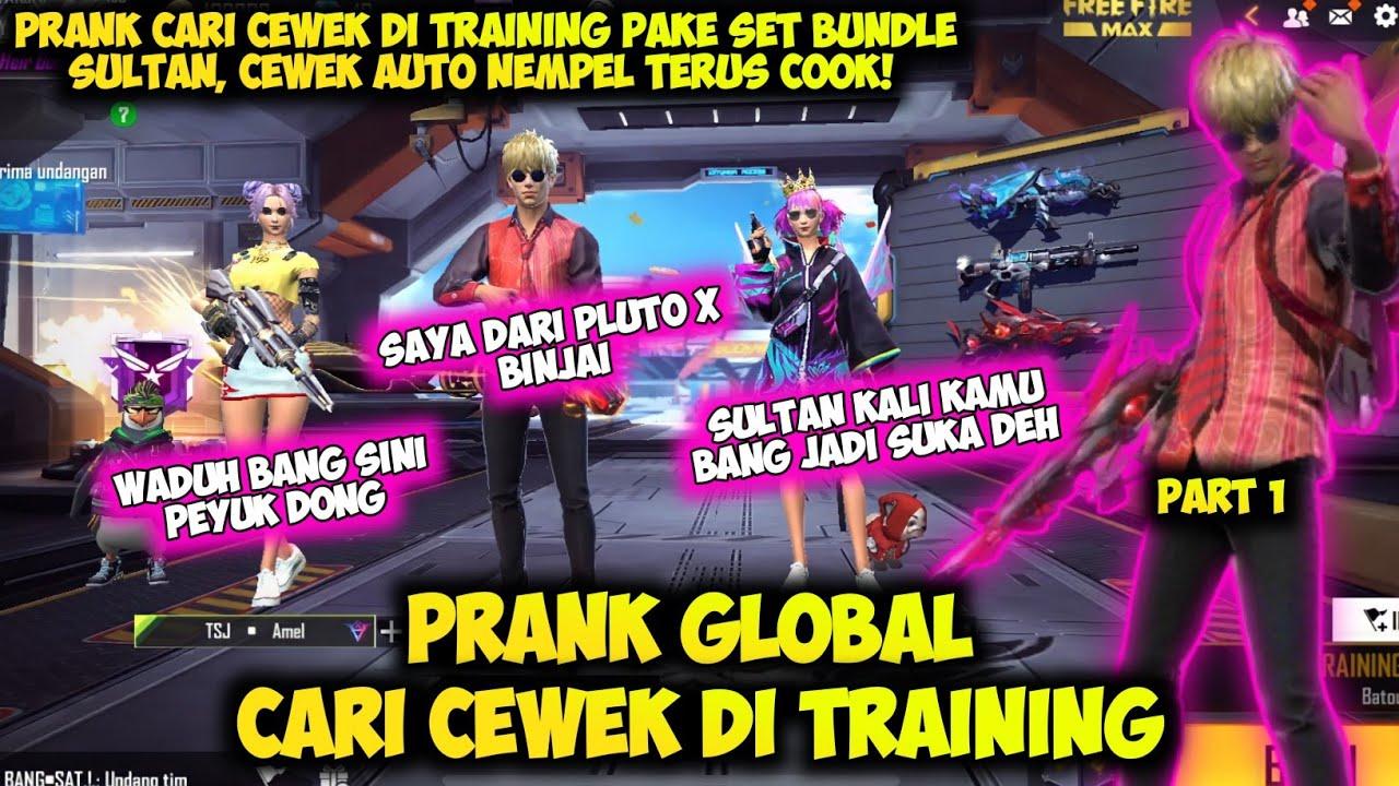 Download PRANK GLOBAL CARI CEWEK DI TRAINING MALAH KETEMU 2 CEWEK SEKALIGUS AUTO GAGAL FOKUS !
