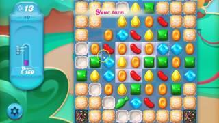 Candy Crush Jelly Saga Level 40