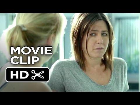 Cake Movie CLIP - Pool (2014) - Jennifer Aniston Movie H