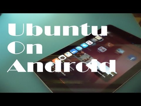 Ubuntu Phone OS For Android Phone/Tablet