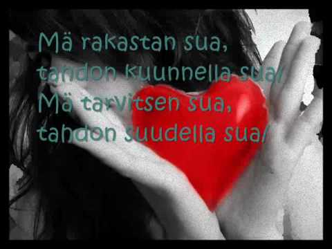 Rakastan Sua