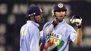 Yuvraj and kaif best partnership in cricket history | most stylish batting pair of indian cricket!!