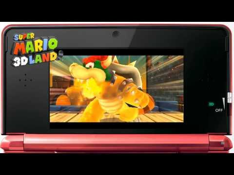 Super Mario 3D Land - TRAILER