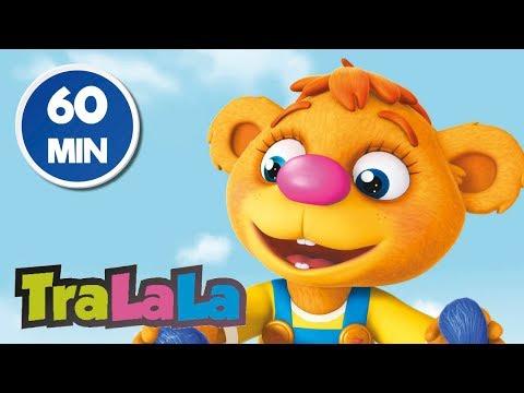 Rosie și prietenii ei (Ursulețul Martinică) Desene animate - 60 MIN | TraLaLa