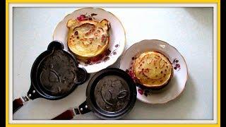 Обзор покупок (сковородки для блинов). Review of purchases (pans for pancakes).