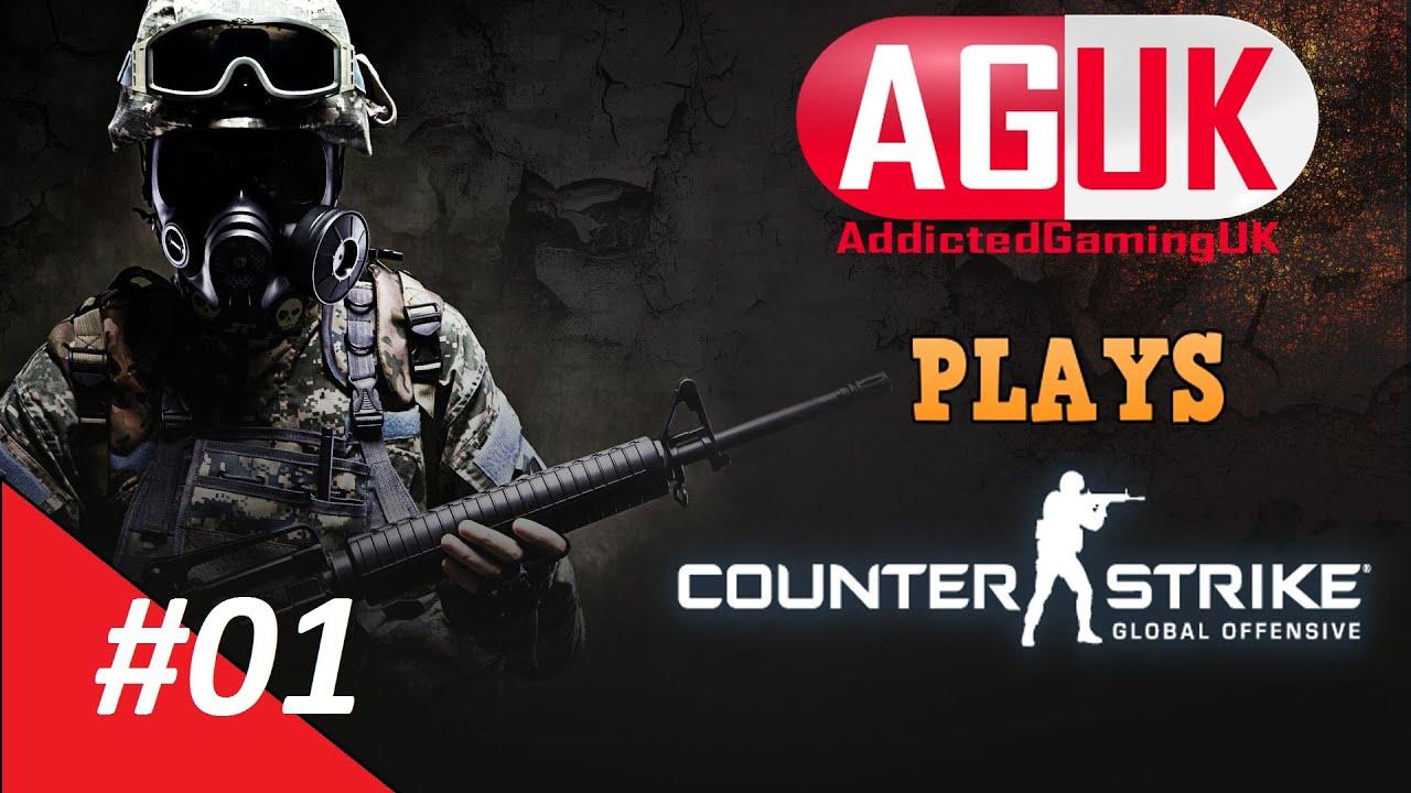 Counter strike global offensive single play dust ii youtube