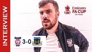 💬 York City 3-0 Hebburn Town | Michael Duckworth Post-Match