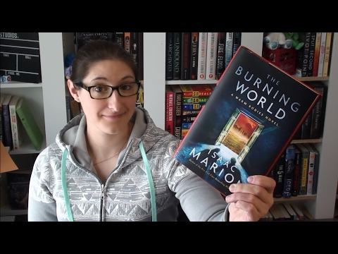 Book Review: THE BURNING WORLD