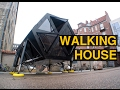 Can We Build and Live in Walking Houses? | Architecture @ZIYAD