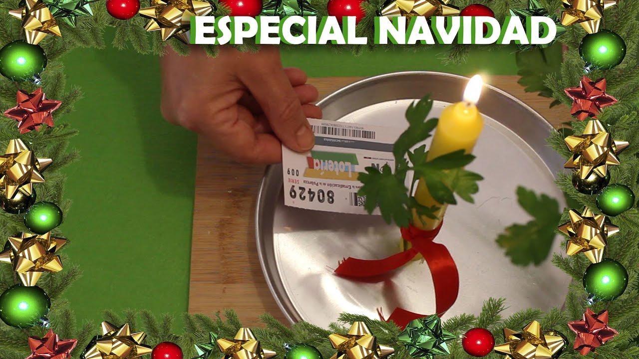 ESpecial Navidad: Ritual  ganar loteria y juegos de Azar RAPIDO. Atrear dinero, riqueza y abundancia