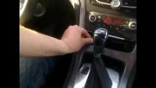 Как прикурить в Ford Mondeo 4 (Форд Мондео)