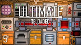 FTB Ultimate Reloaded Modpack Ep  11 Buildcraft Quarry + New Bee