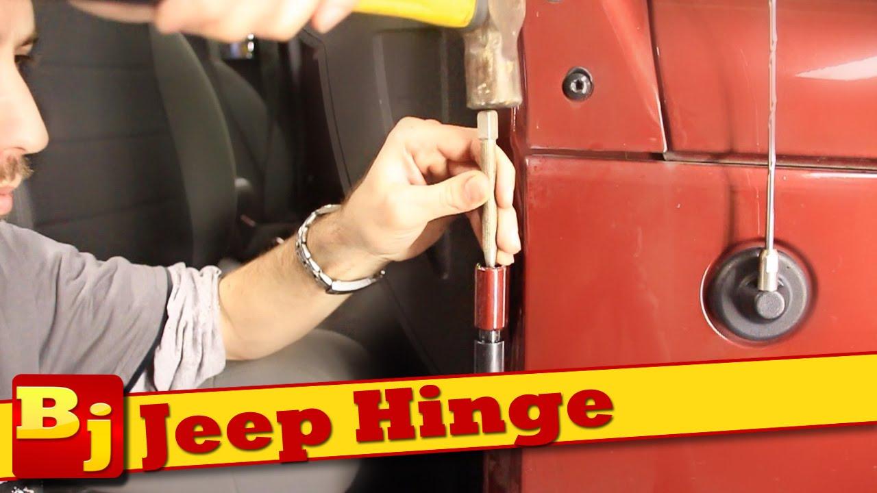 New Jeep Door Hinge Liners Tmr Customs Youtube