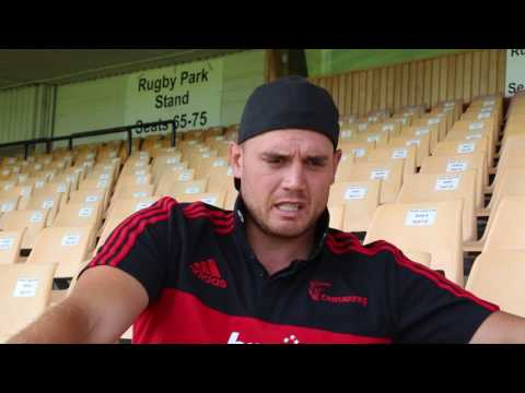 Israel Dagg Talks About Super Rugby Game #100