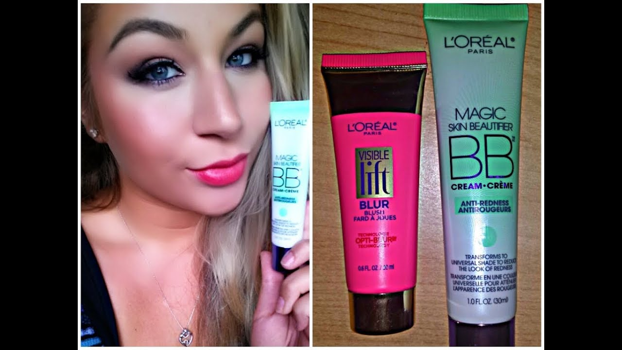 Loreal Anti-Redness BB Cream- First Impessions + Giveaway Winners ...