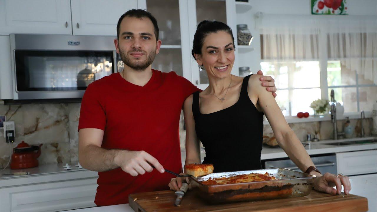 Очень Вкусный Пицца Пирог От Арнака - Pan Pizza - Рецепт от Эгине - Heghineh Cooking Show in Russian