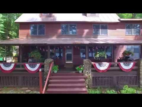 Seventh Lake Waterfront Adirondack Camp - 190 7th Lake Rd  Inlet, NY